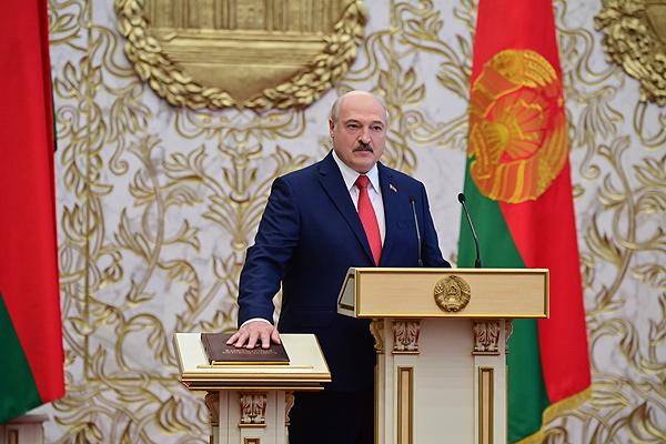 Тема недели: инаугурация Президента Республики Беларусь Александра Лукашенко