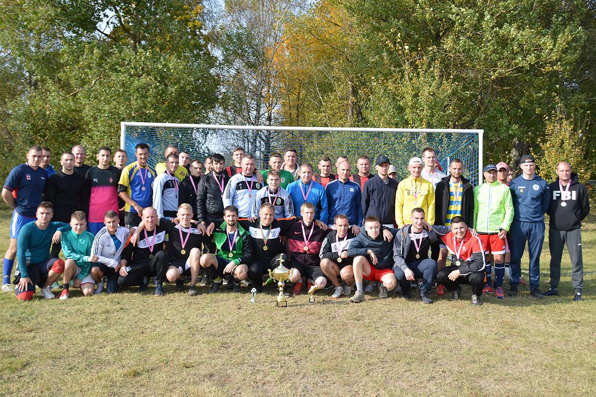 Футбольный турнир в Плоском расширяет географию участников