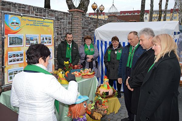 Пожилым гражданам и людям с инвалидностью в Витебской области обеспечены внимание и забота