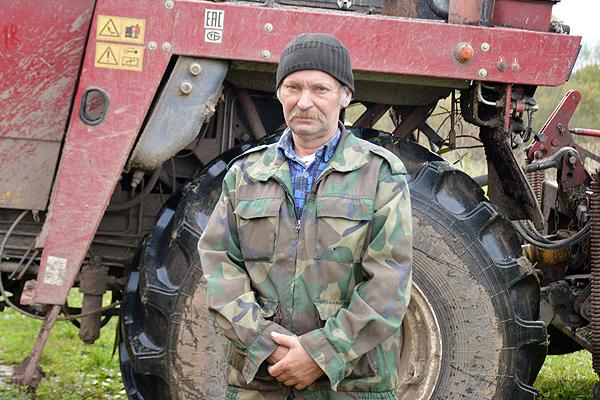 На повестке дня в ОАО «Жукнево» — уборка кукурузы
