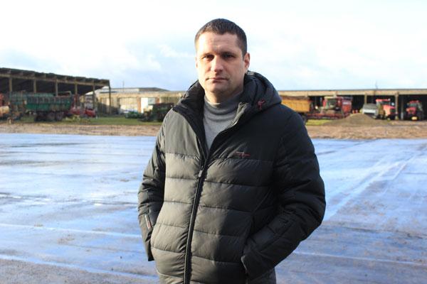 В сельхозпредприятиях Толочинского района технику готовят к зиме