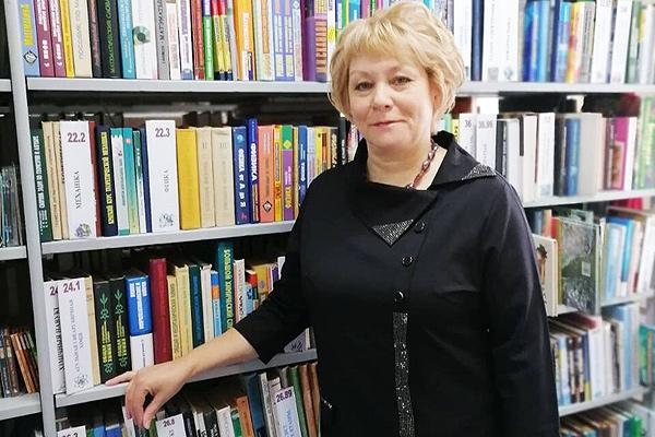 Таццяна Пабяржына адзначана за грамадскую работу