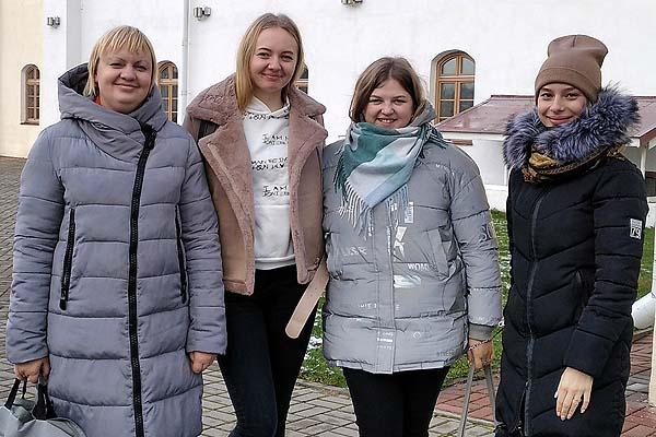 Молодые специалисты из Толочина приняли участие в форуме работающей молодёжи в Орше
