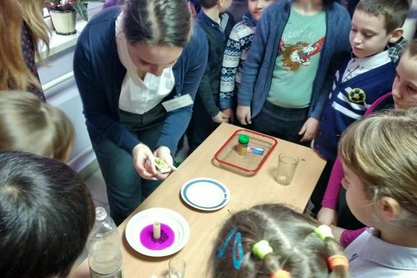 Неделя физики и астрономии прошла в средней школе №2 Толочина (+фото)