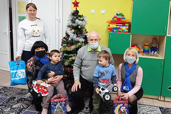 Белорусский союз женщин — детям