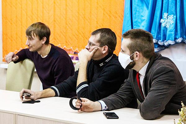 Планы и перспективы обсудили представители молодёжи в Толочине