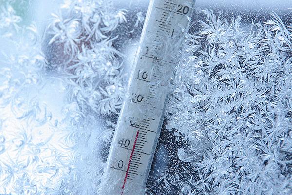Правила безопасности в морозную погоду