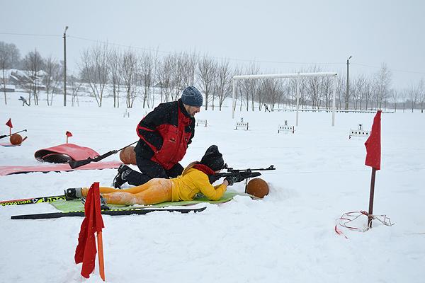 Снежный снайпер: определились участники областного этапа