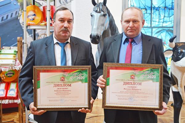 Двое толочинцев в числе лауреатов звания «Человек года Витебщины-2020»