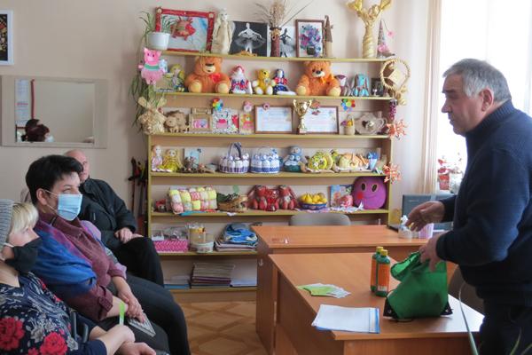 В Толочине состоялась встреча участников сельскохозяйственного проекта