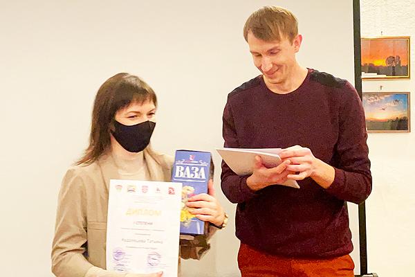Победителей районного фотоконкурса наградили в Толочине