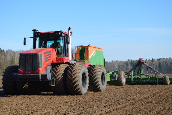 Готовность к весенне-полевым работам обсудили в Толочинском районе