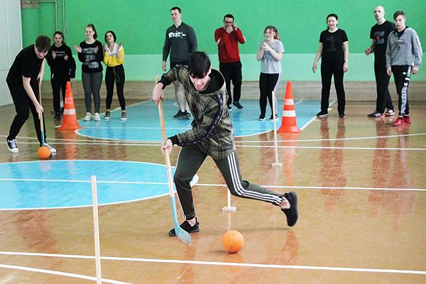Спортландия «Нас объединяет спорт» прошла в Толочине