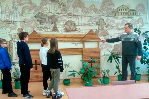Профильный оздоровительный лагерь завершил свою работу в толочинской средней школе №2