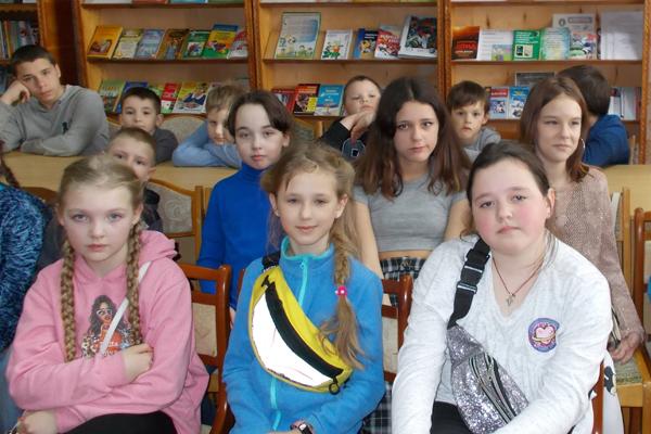 В Кохановской горпоселковой библиотеке прошла Неделя детской и юношеской книги