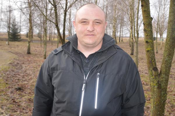 Сергей Дворников: Родился в лесной деревушке, и лес для меня всего дороже