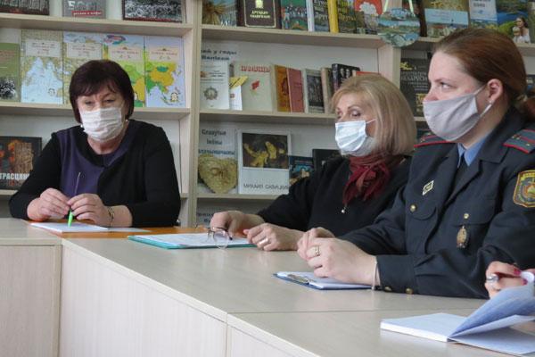 Круглый стол по профилактике детского травматизма состоялся в Толочине