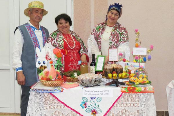 Конкурс «Пасхальная радость» прошёл в Толочине (+фото)
