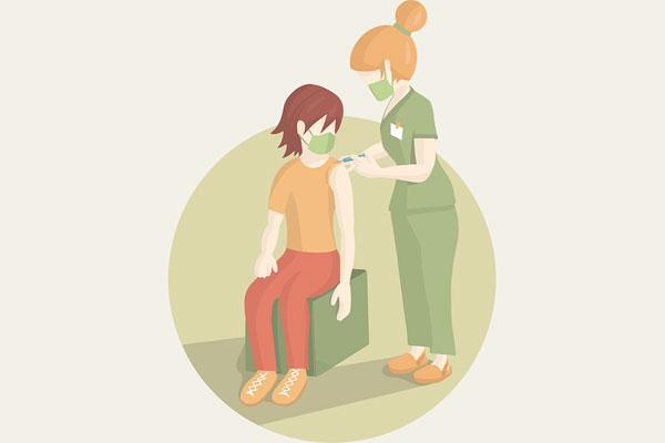 В Толочинской поликлинике можно записаться на вакцинацию от коронавируса