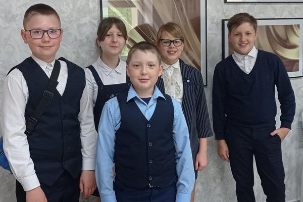 Толочинские школьники вошли в число победителей областного экологического конкурса