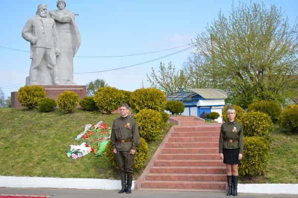 Программа мероприятий в Толочине, посвящённых празднованию Дня Победы