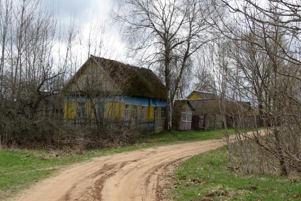 Деревни Толочинского района: Зяблица (+фото)