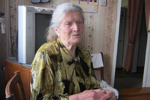 Своё счастье Софья Иосифовна Мошкарёва нашла в детях и любимой работе