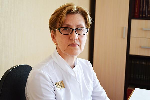 Юлия Барышева: В семье о работе не говорили — ею жили