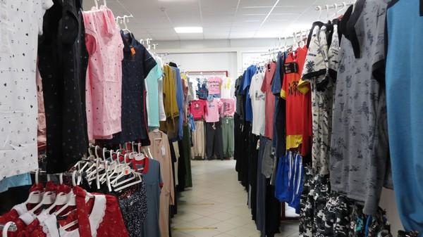 В Толочине открылся магазин одежды «Красная цена» (+фото)