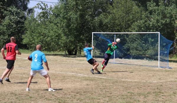 На турнире в Плоском первенствовали футболисты из Ракушево (+фото)