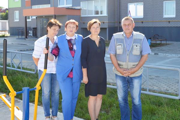 Сфера жилищного строительства в Толочинском районе: достижения и планы