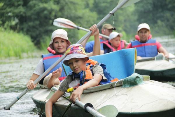 Толочинская семья заняла первое место в конкурсе видороликов туристических походов