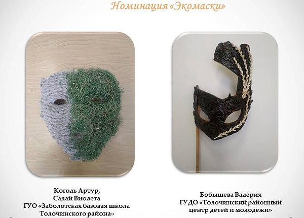 В числе лауреатов областного экологического конкурса и школьники Толочинского района